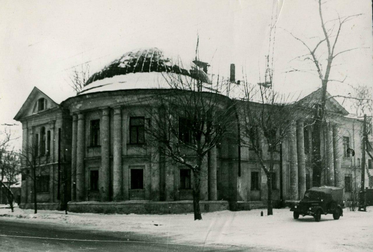 здание на маяковского 41