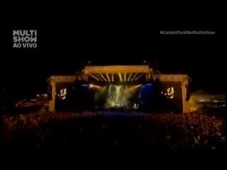 Linkin Park - Burn It Down Belo Horizonte - Brazil - Error Mike Shinoda