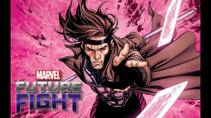 Marvel Future Fight T2 Gambit Review 漫威未來之戰 T2金牌手 導覽