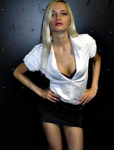 Анна Сидаренко, 9 ноября 1992, Тверь, id217116307