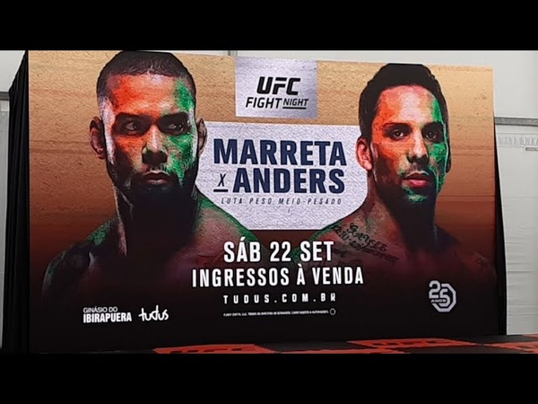 UFC Sao Paulo Open Workout Live Stream - MMA Fighting
