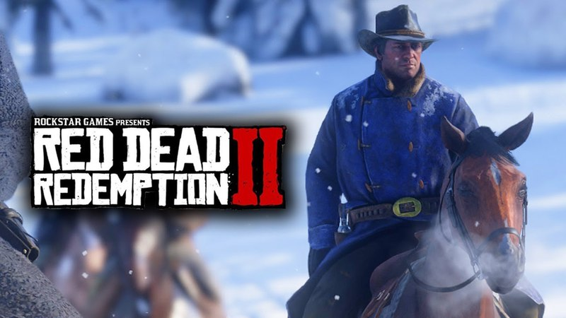 Red Dead Redemption 2 - NEW LEAK! Latest News, Setting Details, Next Reveal Soon More!