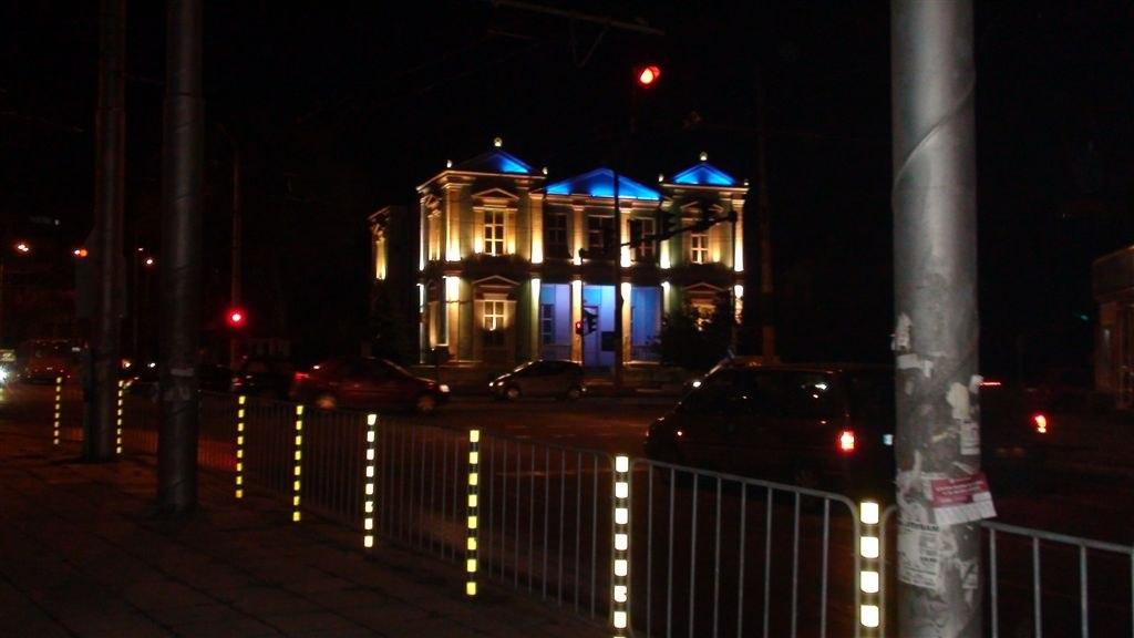 Ночная Варна
