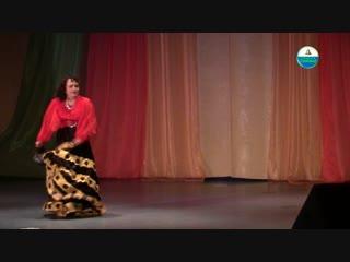 Татьяна Соловьёва - Испанский танец (г. Валдай, 03.12.2018 г.)