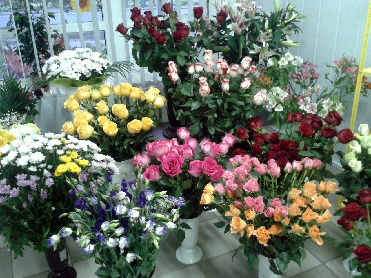 Доставка цветы kiev
