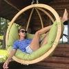 Подвесные кресла из дерева | Доставка по России