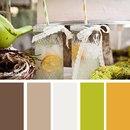 ...декор квартиры. декор стола. цветовая палитра. лимонад. цветовая гамма. цветовая схема. подбор цвета.