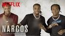 Narcos: Mexico | Migos Ad-libs: The Showdown | Netflix