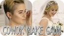 Crossdresser Wedding dress - cowok make gaun