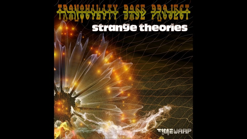 Tranquility Base Project - Strange Theories (Full EP) (2018)