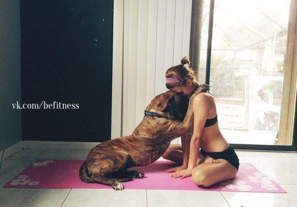 Утренняя йога для заряда на весь день!