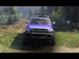 Тест Драйв Dodge Ram 3500 (мод Spin Tires)