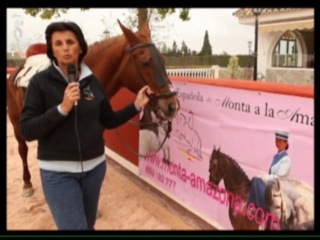 Испанское телевидение о курсах в нашем клубе