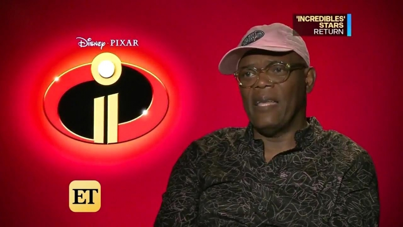 Samuel L. Jackson and the Incredibles 2 Cast on How Much Has Changed in 14 Years Since the Orig…