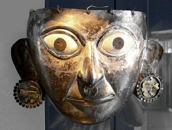 Унесенные ветром. Исчезнувшая цивилизация мочика Во времена расцвета Римской империи на другом краю земли - северном побережье Перу - удивительный и таинственный народ создавал собственную