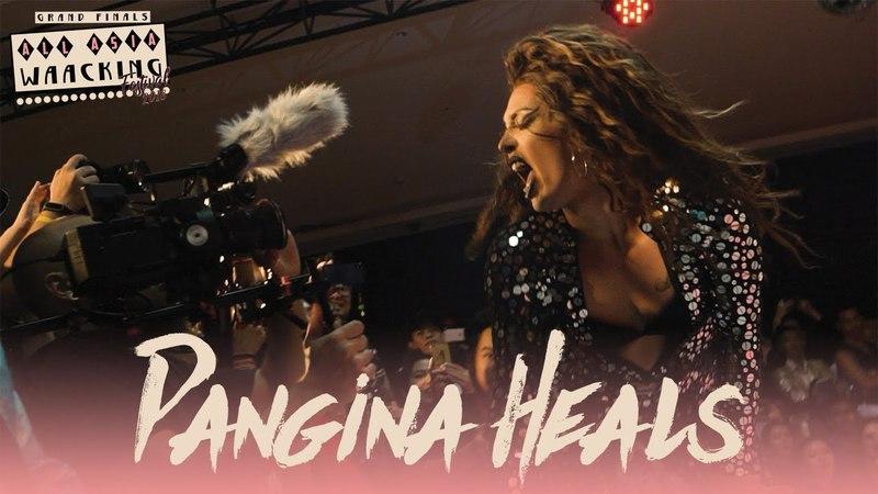 Pangina Heals (THA) | Showcase | AAWF 2018 Grand Finals Bali, Indonesia by Etoile Dance