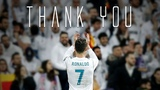 Cristiano Ronaldo Best Moments in Real Madrid 2009-2018 Thank you, Legend!
