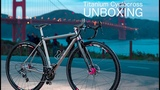 Firefly Bicycles Titanium Cross with SRAM Unboxing 4K