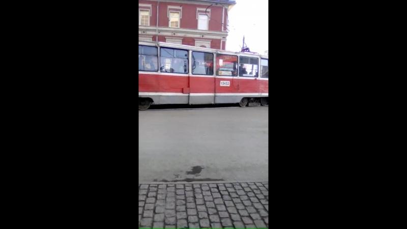 КТМ-5 на 417 маршруте