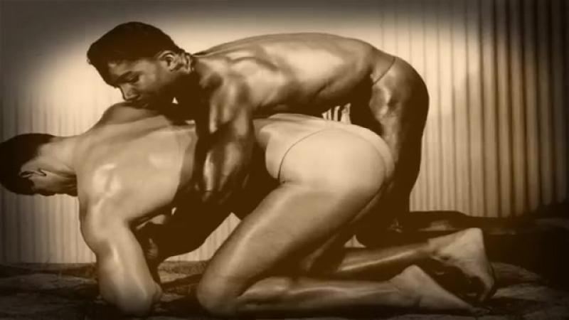 Vintage Wrestlers B