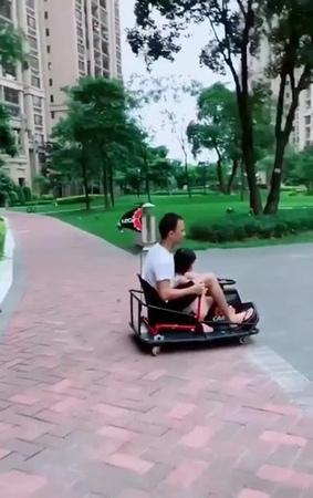 Initial Crazy Cart