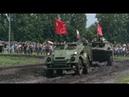 Реконструкция сражения на Прохоровском поле