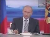 Звонок Путину в прямом эфире  от бабули !  ( юмор)