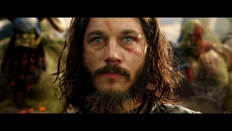 Warcraft (2016) - Lothar vs Blackhand Makgora [4K]