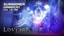 Lost Ark - Summoner lvl 10~20 Gameplay - Final CBT - PC - F2P - KR