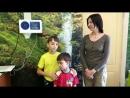 Первый видео - отзыв из Симферополя.Прекрасная семья Алеша, Родион и мама Наташа