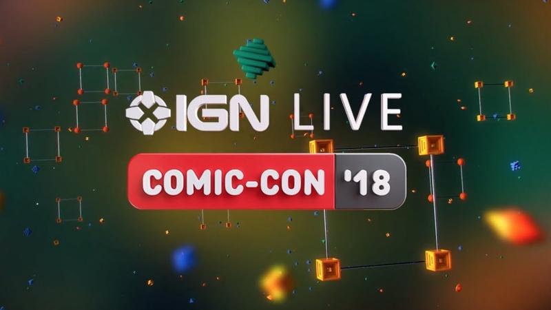 Watch San Diego Comic-Con 2018 Live on IGN