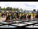 На возложении цветов к Мемориалу воинам сибирякам