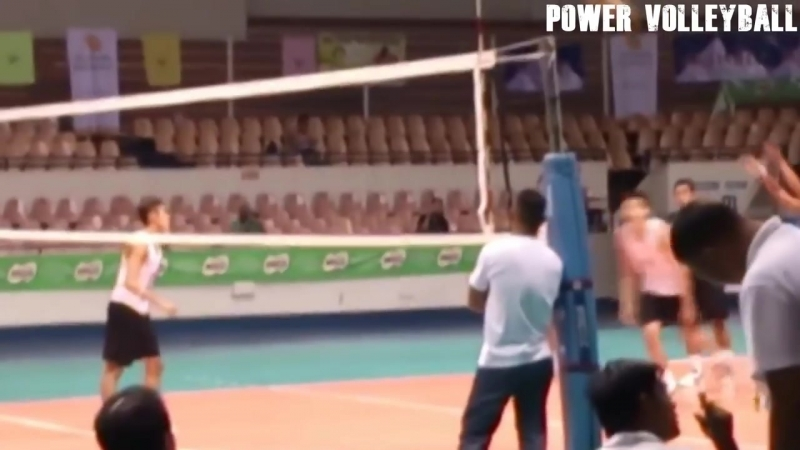 TOP 50 ● Monster 3rd Meter Spike. Volleyball Kings Of Warm-Up (HD).