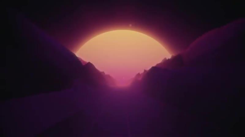 _ N I G H T D R I V E _ A Synthwave Music Video Mix [Chillwave - Retrowave]