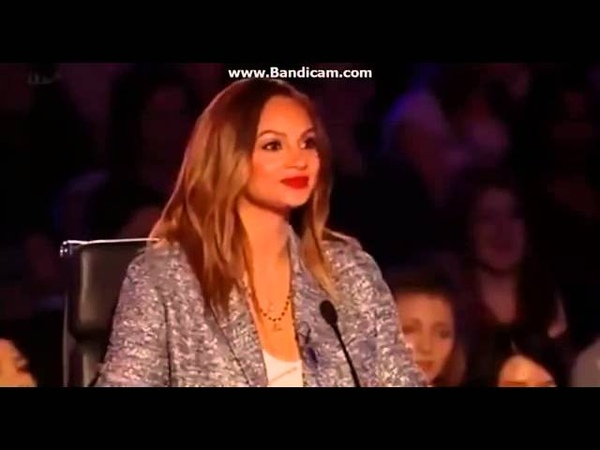 Mary Sumah Britain's Got Talent Joke Fail
