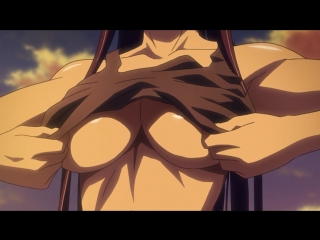 Школа мертвецов(Gakuen Mokushiroku: High School of the Dead) - 09 [RUS озвучка] (аниме эротика, этти,ecchi, не хентай-hentai)