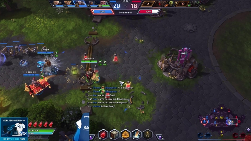 Mewn Discovers Bottomless Potions - That Was a Close One!