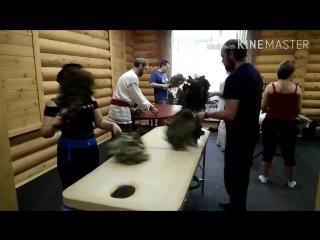 Видеозарисовка с тренинга Ивакина И. в Ижевске