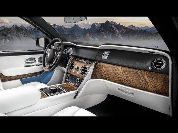 World's Most LUXURIOUS SUV - Rolls-Royce Cullinan 2019