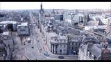 Aberdeen Scotland from the sky DJI Mavic Pro