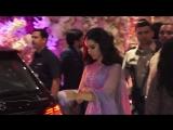 Шраддха на вечеринке в честь помолвки Ашока Амбани и Шлоки Мехта
