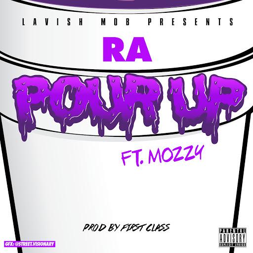 RA альбом Pour Up