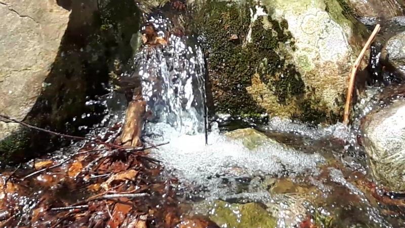Moment Zen dans les montagnes par Josée