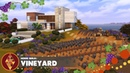 Vineyard - The Sims 4 - House Build   HD