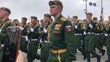 После Парада Победы 2019 Военный университет Министерства обороны Российской Федерации