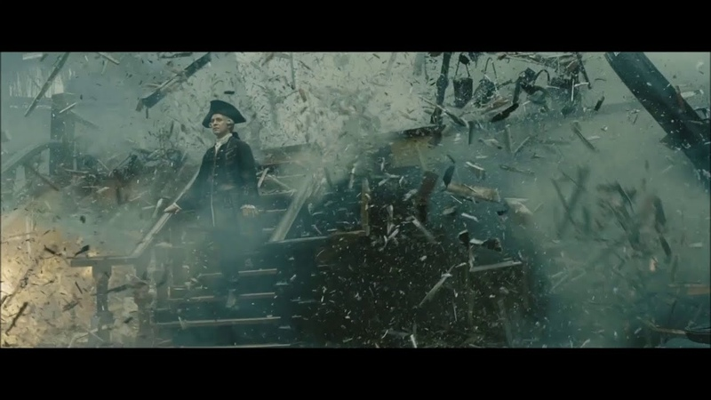 Pirates of the Caribbean - Sinking of HMS Endeavour & Cutler Beckett's Death