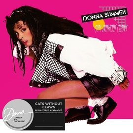 Donna Summer альбом Cats Without Claws (Re-Mastered & Expanded)