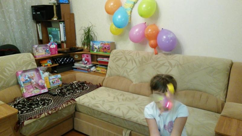 Саиде 5 лет