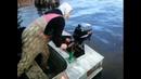 Подросток в Карелии во время шторма спас пожилую рыбачку
