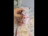 Magic Box (вид внутри, тортик с секретом)